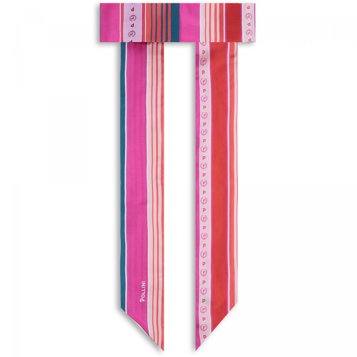 Шарф Pollini цвет комбинированный